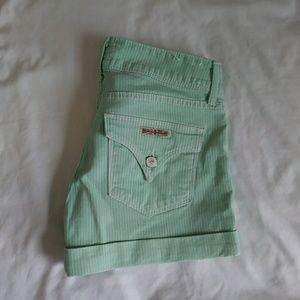 Hudson Jeans Croxley shorts